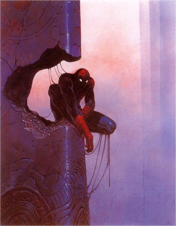 Умер французский художник Мебиус, работавший над картинами «Чужой» и «Бегущий по лезвию». Изображение № 4.