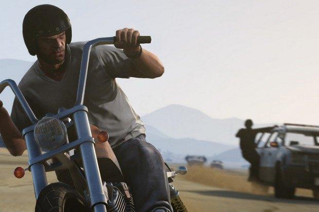 Опубликованы новые скриншоты из игры Grand Theft Auto V . Изображение № 5.
