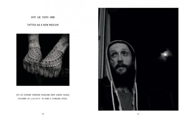 Выходит новая книга о культуре татуировок «Forever: The New Tattoo». Изображение № 6.
