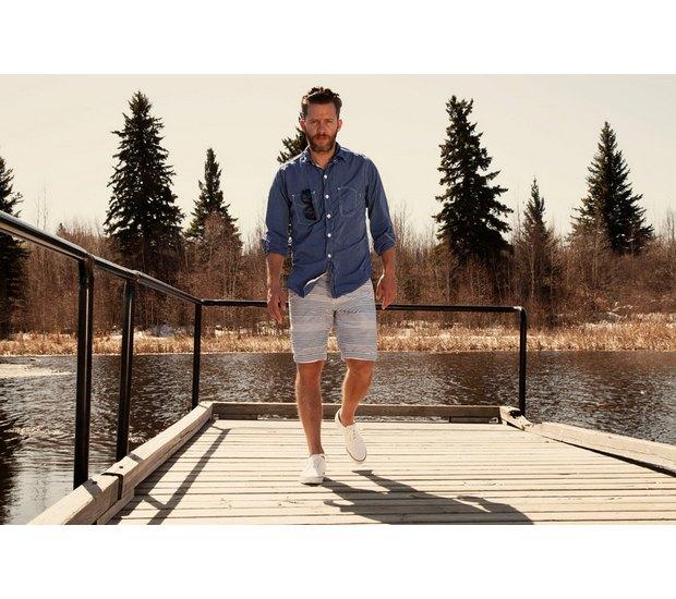 Канадский ритейлер Haven выпустил лукбук весенней коллекции одежды. Изображение № 11.