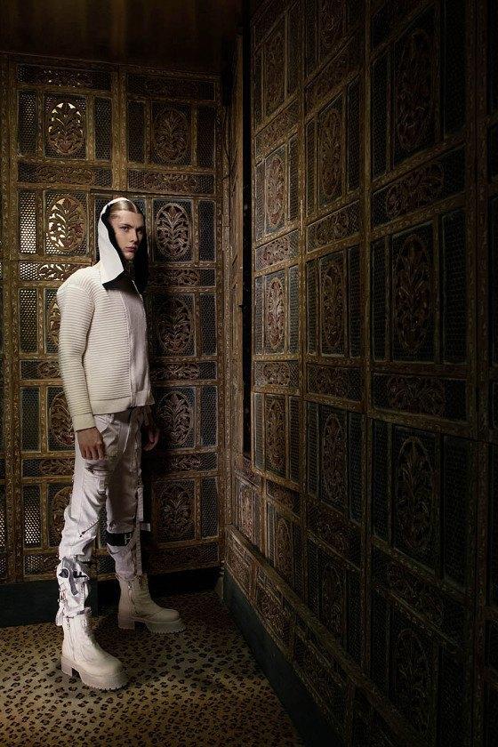 Марка Hood By Air показала новую коллекцию одежды. Изображение № 13.