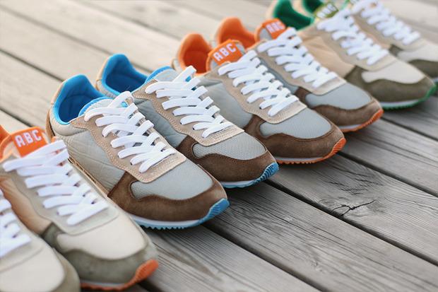 Новая марка: Кроссовки и осенние ботинки Apparel Bear Company. Изображение № 10.