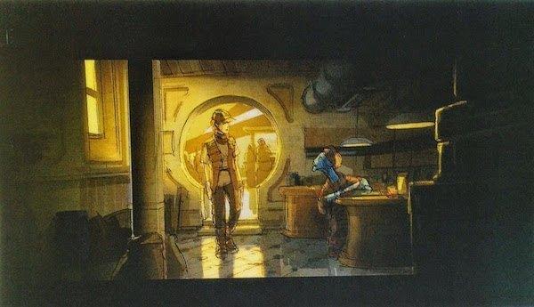 В сеть слили концепт-арт седьмого эпизода «Звёздных войн». Изображение № 2.