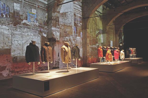 Остров сокровищ: 10 легендарных курток и материалов Stone Island. Изображение № 4.