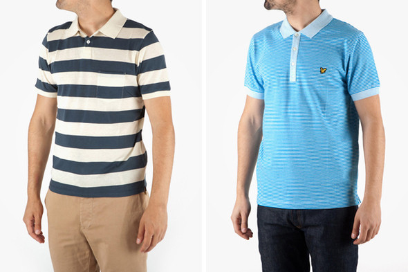 Band of Outsiders, 6 900 р., Lyle&Scott, 2 500 р. на shop.fott.ru. Изображение № 49.