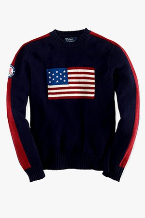 Марка Ralph Lauren представила олимпийскую форму сборной США. Изображение № 1.