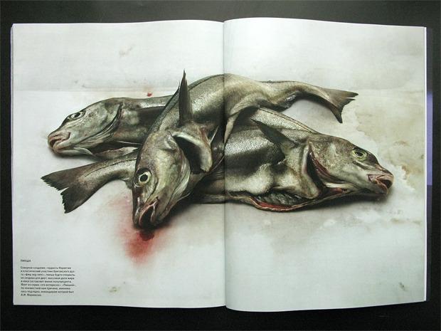 Первые впечатления от русской версии журнала Port. Изображение № 10.
