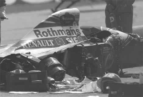 Гран-при: 10 самых страшных аварий на гоночных трассах. Изображение № 11.