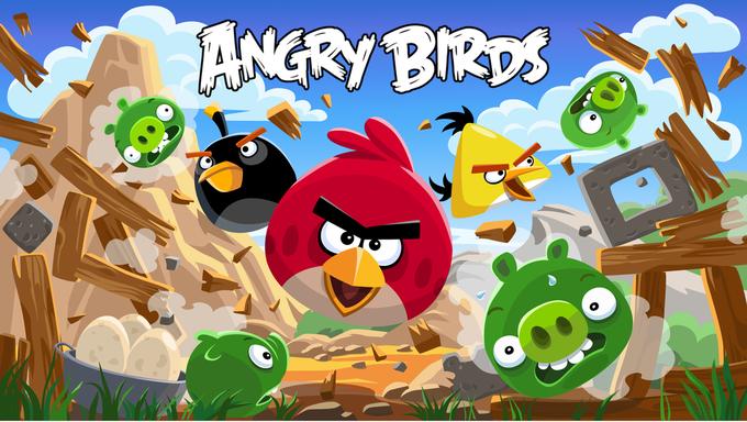 Спецслужбы шпионят за владельцами смартфонов через Angry Birds. Изображение № 1.