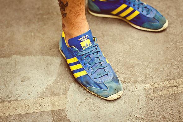 Фоторепортаж: 50 мужских кроссовок на выставке Faces & Laces. Изображение № 2.