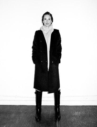 Бразильская модель Алессандра Амбросио снялась у фотографа Терри Ричардсона. Изображение № 2.