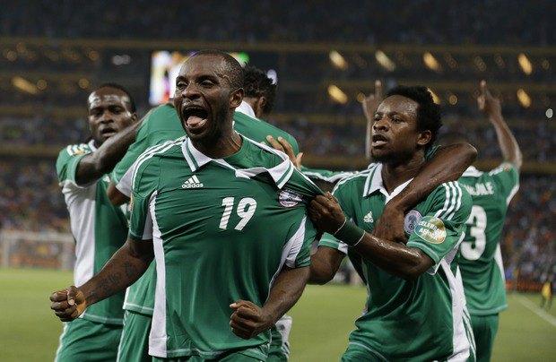 Нигерийские футболисты завоевали кубок Африки и неделю бесплатного секса от местных проституток. Изображение № 1.
