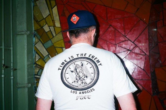 Команда магазина Kixbox подготовила лукбук марки Fuct. Изображение № 14.