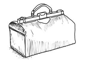 Как правильно собирать багаж. Изображение № 14.