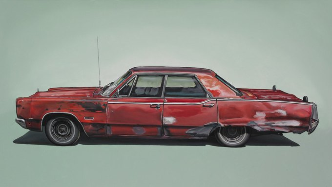 Кевин Сир: Граффити на фургонах как символ города. Изображение № 13.