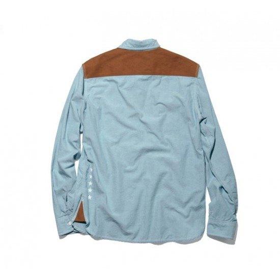 Марки Carhartt WIP и Uniform Experiment представили совместную коллекцию одежды. Изображение № 8.