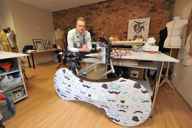 В Латвии разработали «носки» для велосипедов. Изображение № 4.