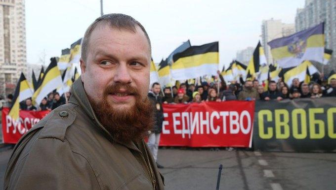 Националисты выпустят одежду под брендом «Русский марш». Изображение № 1.