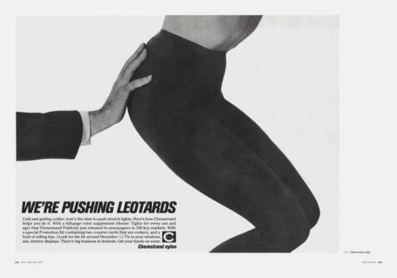 Вышла книга «Mid-Century Ads», посвященная истории рекламы в эпоху героев сериала Mad Men. Изображение № 7.