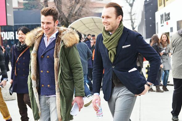 Итоги Pitti Uomo: 10 трендов будущей весны, репортажи и новые коллекции на выставке мужской одежды. Изображение № 145.