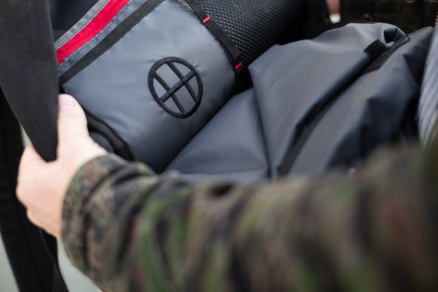 Марки Benny Gold, Huf и JanSport выпустили капсульную коллекцию рюкзаков. Изображение № 6.