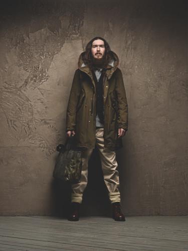 Российская марка Grunge John Orchestra. Explosion представила превью новой коллекции. Изображение № 14.