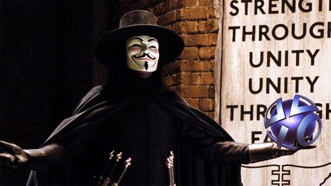Как воюют хакеры Anonymous: 5 могущественных жертв группировки. Изображение № 1.