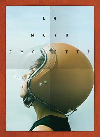 La Motocyclette: Американская фотовыставка доказывает право девушек называться байкерами. Изображение № 1.