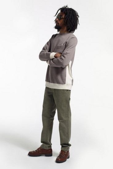 Марка Stussy опубликовала второй лукбук новой коллекции одежды своей линейки Holiday. Изображение № 9.