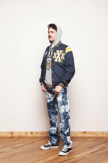 Американская марка 10.Deep выпустила лукбук весенней коллекции одежды. Изображение № 12.