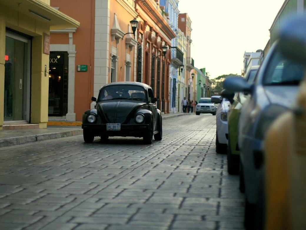 «Вся наша жизнь состоит из спусков и подъёмов»: Как я пересёк Мексику на велосипеде. Изображение № 24.