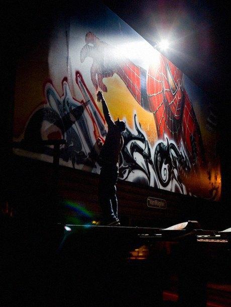 8 знаменитых фотографов, исследовавших мир граффити. Изображение № 27.