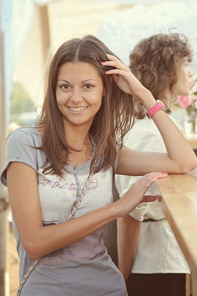Фоторепортаж: Красивые девушки на съемках клипа FURFUR и Canicool. Изображение № 11.