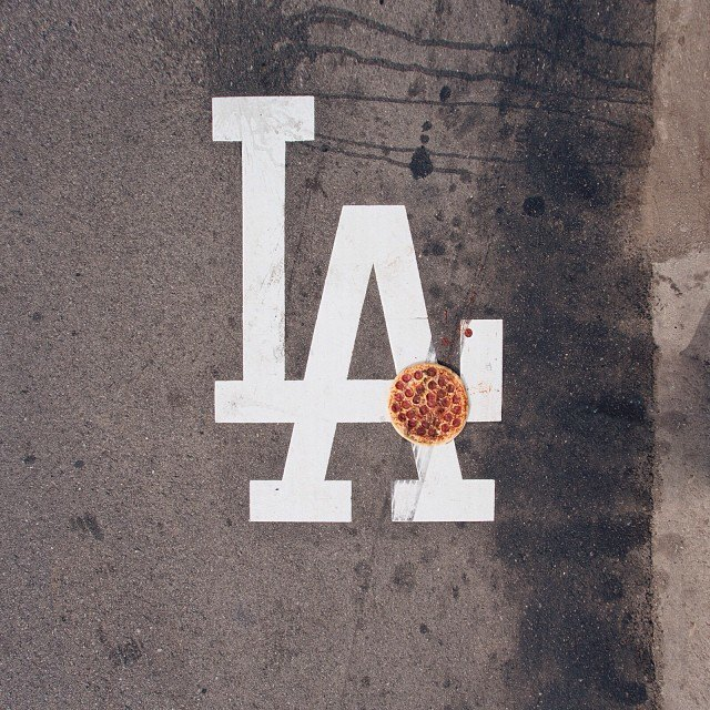 Pizza in the Wild: Приключения пиццы пепперони в проекте Джона Пола Дугласа. Изображение № 2.
