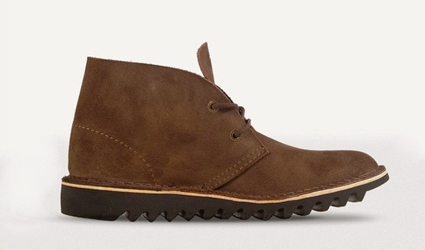 Riffle desrt boots, разработанные австралийским подразделением Deus ex Machina . Изображение № 7.