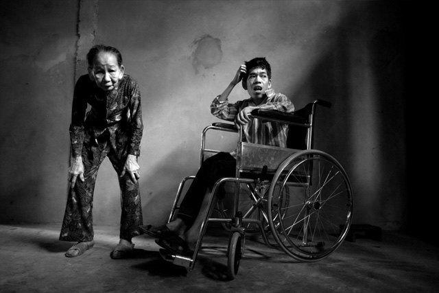 6 фотографов, расследовавших военные и политические преступления. Изображение № 6.