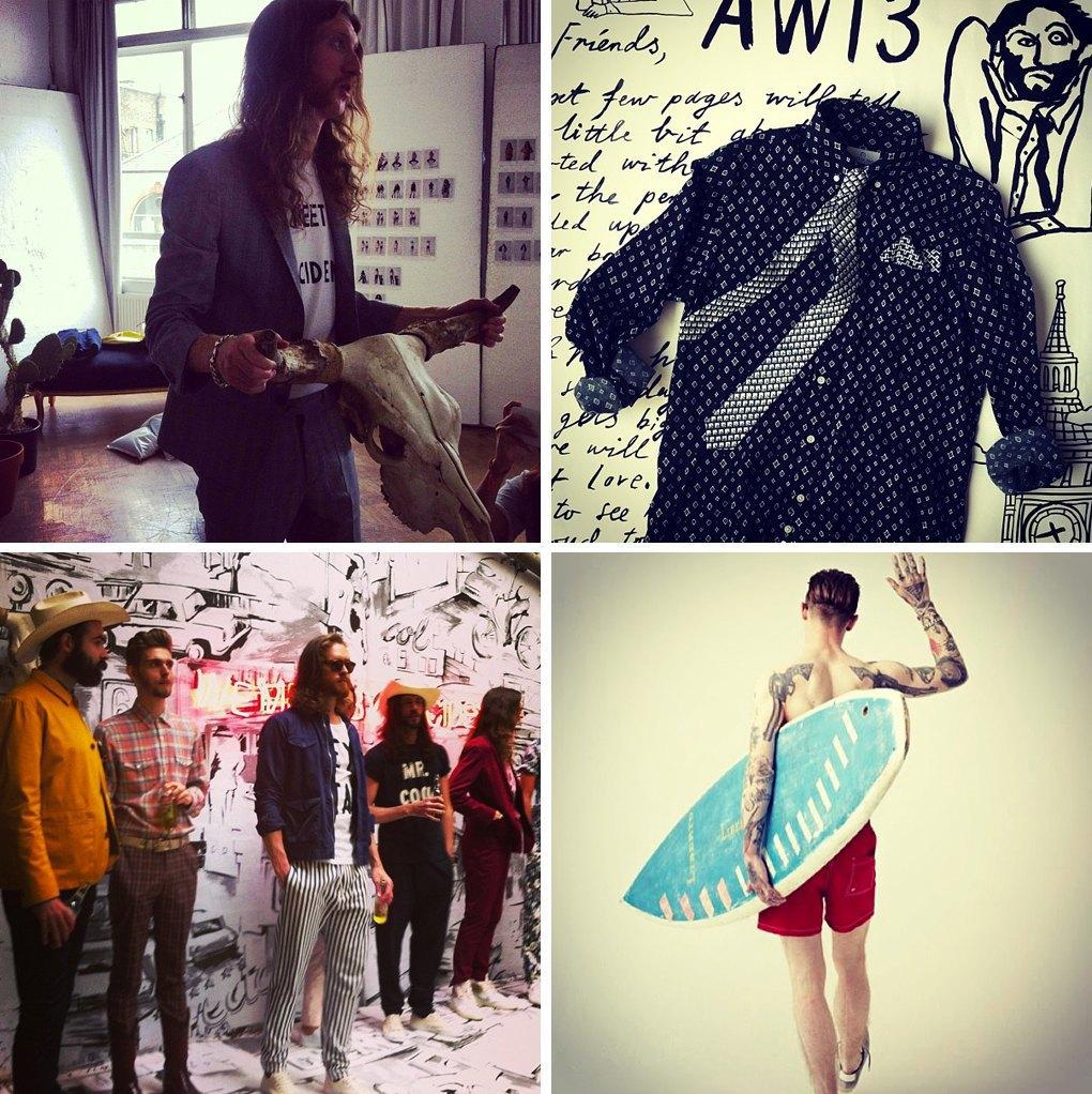 20 молодых марок одежды в Instagram. Часть первая. Изображение № 14.