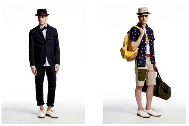 Марка Woolrich Woolen Mills представила новую коллекцию на весну будущего года. Изображение № 10.