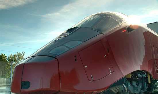В Италии появятся поезда, разработанные концерном «Феррари». Изображение № 2.