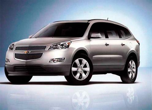 Chevrolet Traverse. Изображение № 3.