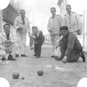 Плей бой: Пинг-понг, фрисби, петанк, городки, бейсбол. Изображение № 2.