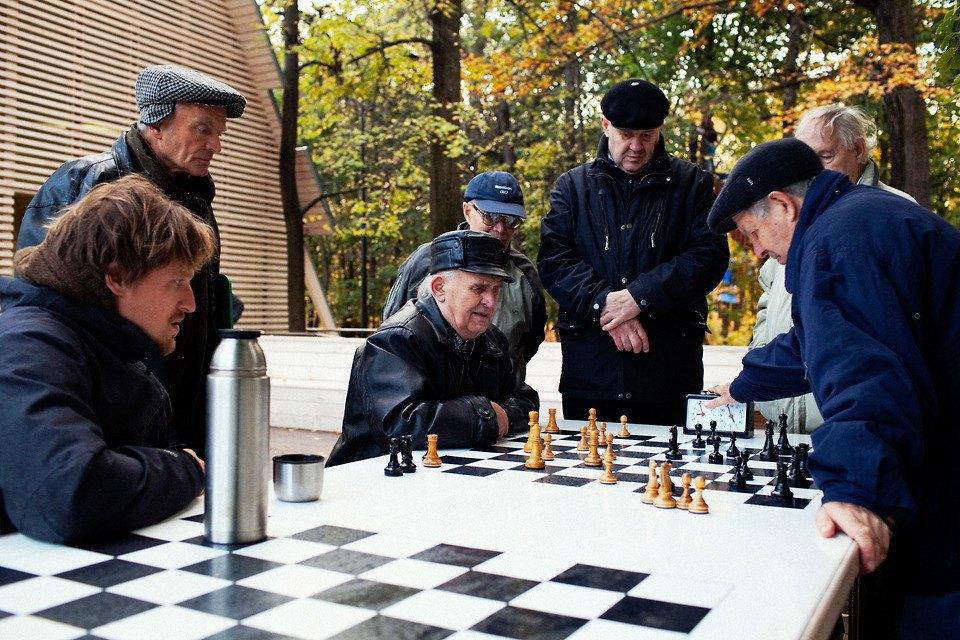 Олд бой: Как старики уделали меня в шахматном сражении. Изображение № 7.