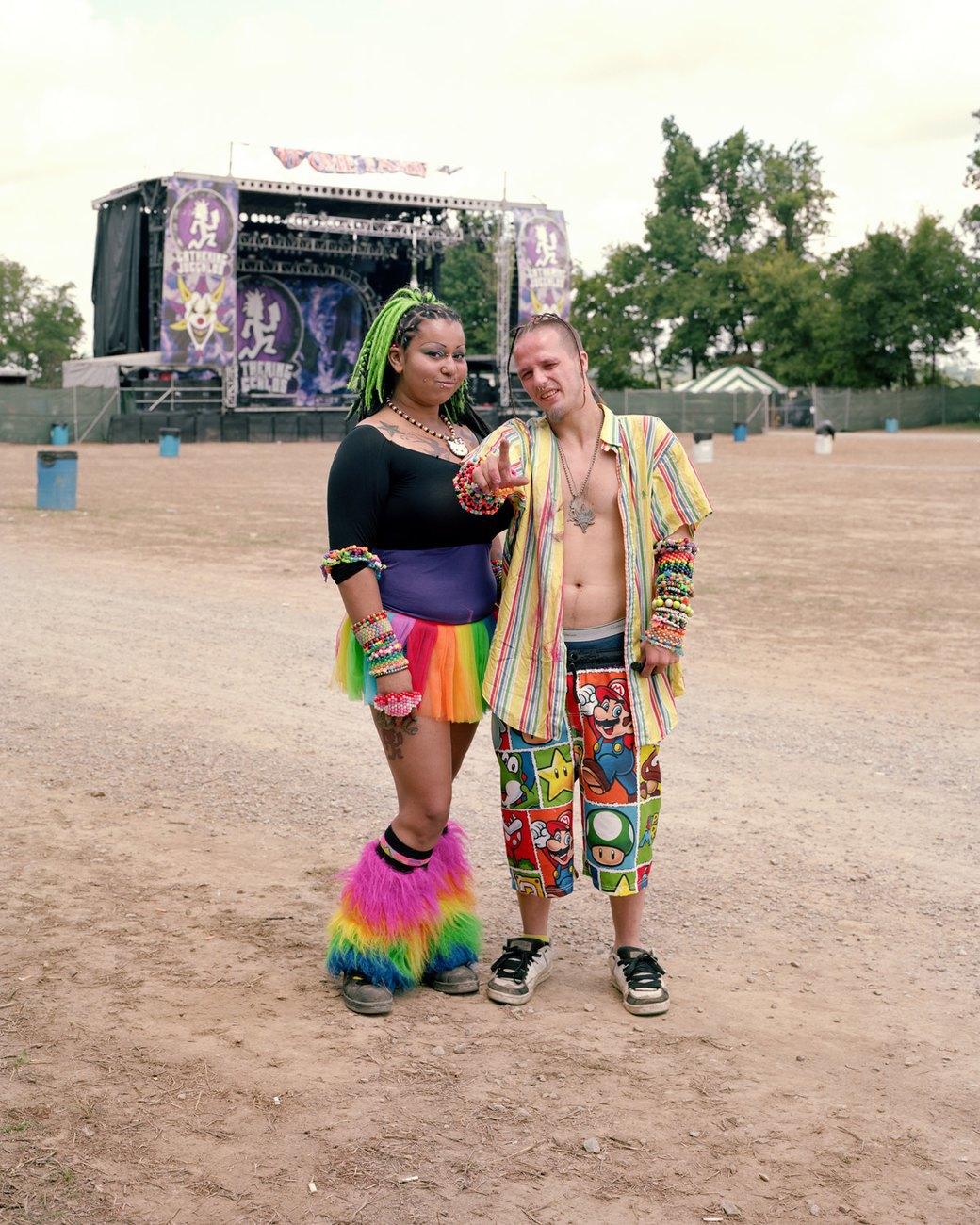 Клоуны на выезде: Фоторепортаж с ежегодного фестиваля джаггало в Иллинойсе. Изображение № 14.