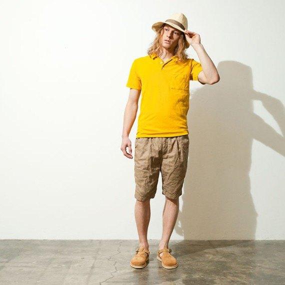 Марка Nonnative опубликовала лукбук летней коллекции одежды. Изображение № 16.