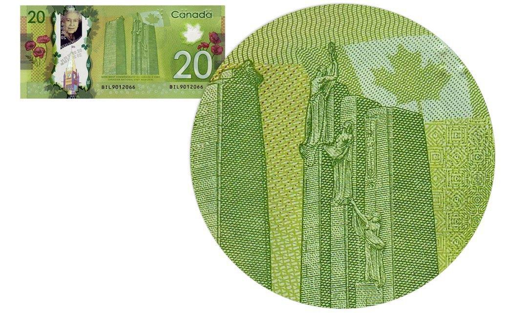 Без купюр: Непристойные изображения на банкнотах разных стран. Изображение № 1.