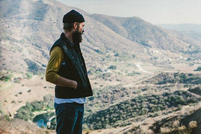 Марка Brixton выпустила лукбук осенней коллекции одежды. Изображение № 1.