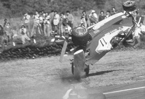 Гран-при: 10 самых страшных аварий на гоночных трассах. Изображение № 10.