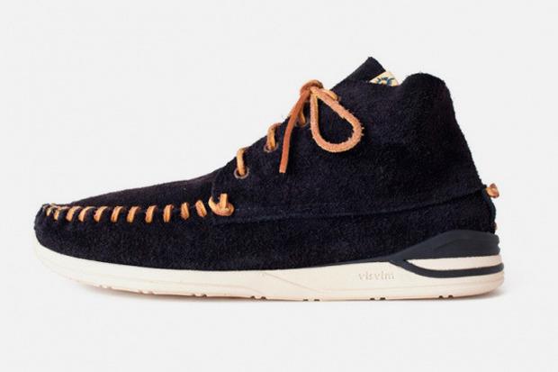 Японская марка Visvim выпустила осеннюю коллекцию обуви. Изображение № 2.
