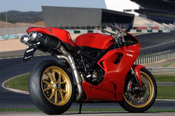 Новый супербайк Ducati Panigale и история его предшественников. Изображение № 19.