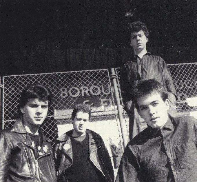 The Cure анонсировали информацию о новом альбоме . Изображение № 1.